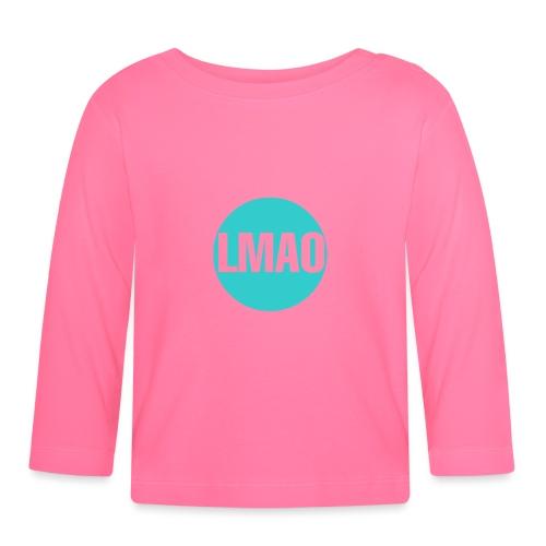 Camiseta Lmao - Camiseta manga larga bebé