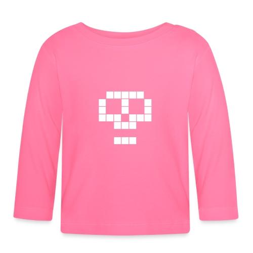 skull - T-shirt manches longues Bébé