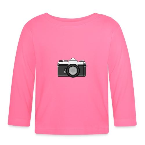 Shot Your Photo - Maglietta a manica lunga per bambini
