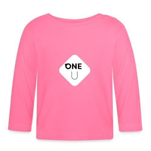 One U - Långärmad T-shirt baby