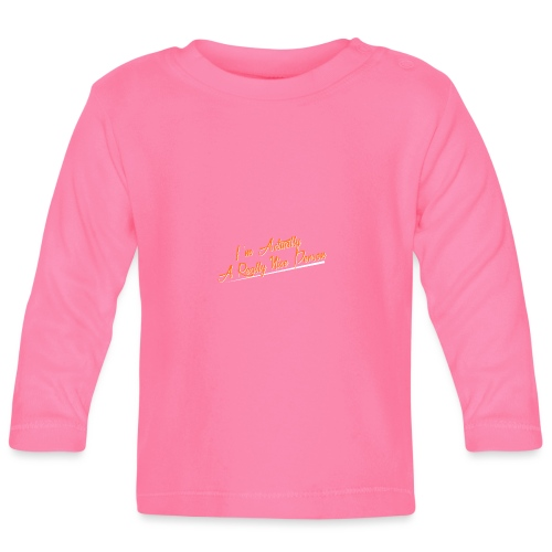 nice-person - Baby Long Sleeve T-Shirt