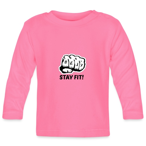 Sport tøj - Langærmet babyshirt