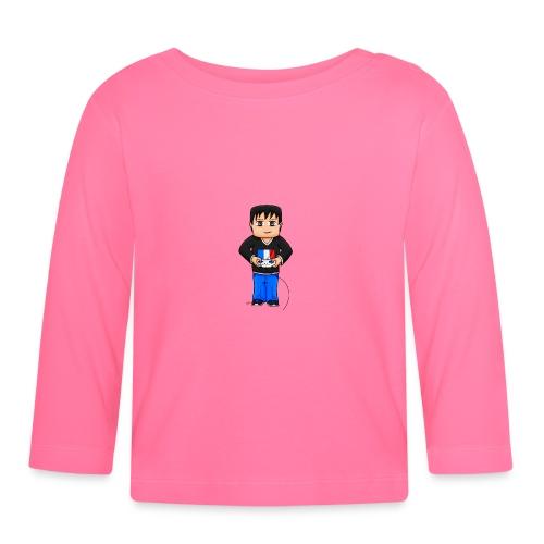 MaximeGaming - T-shirt manches longues Bébé