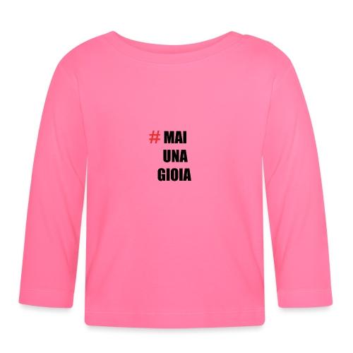 MAGLIA_1 - Maglietta a manica lunga per bambini