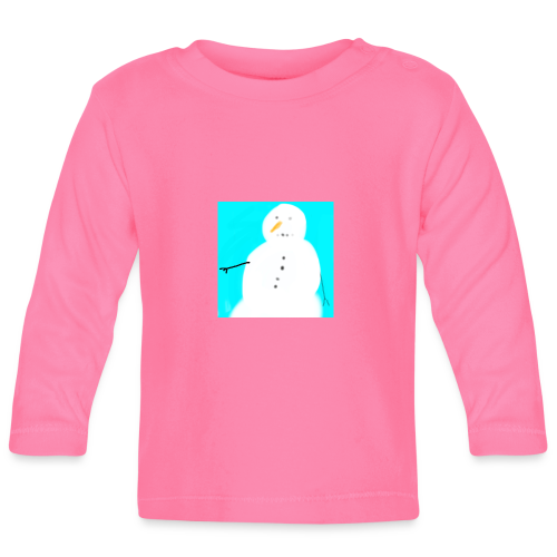 Schneeherr - Baby Langarmshirt