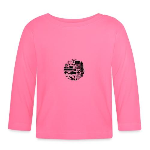 NANTES PICTO - T-shirt manches longues Bébé