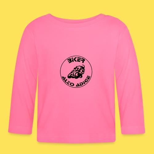 BikerAltoAdige circle logo Jacket - Maglietta a manica lunga per bambini