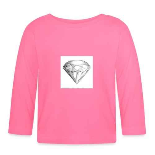 Diamond - Baby Langarmshirt