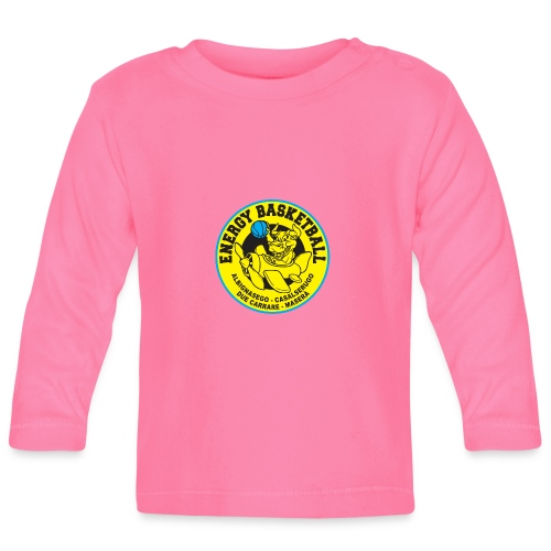 home collection energy basketball - Maglietta a manica lunga per bambini