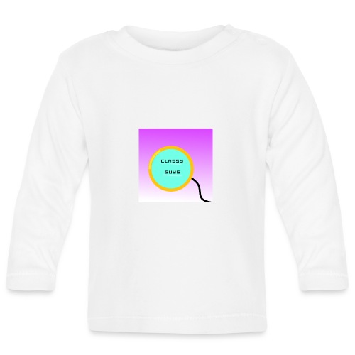 YouTube Logo - Baby Long Sleeve T-Shirt