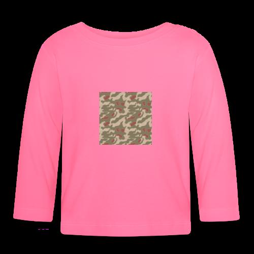 Sumpfmuster 1944 - T-shirt manches longues Bébé