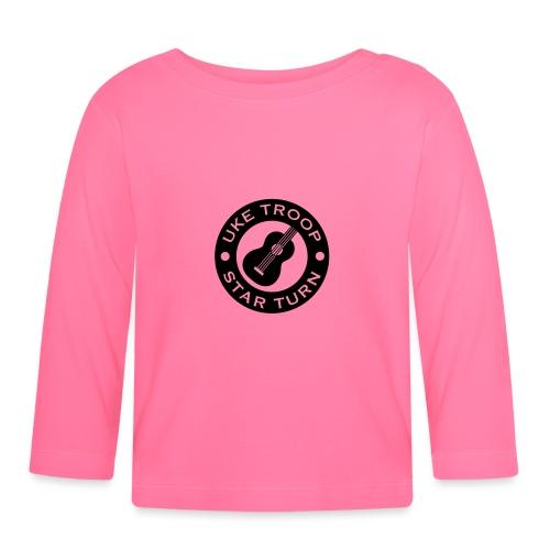 Uke Troop - Baby Long Sleeve T-Shirt