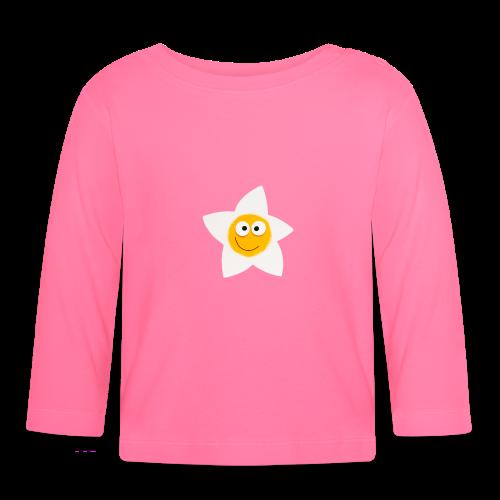 Happy Happyhills - Baby Langarmshirt