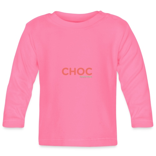 CHOC - Maglietta a manica lunga per bambini