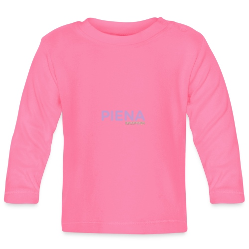PIENA - Maglietta a manica lunga per bambini