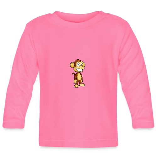 MistaMonkey - Baby Long Sleeve T-Shirt