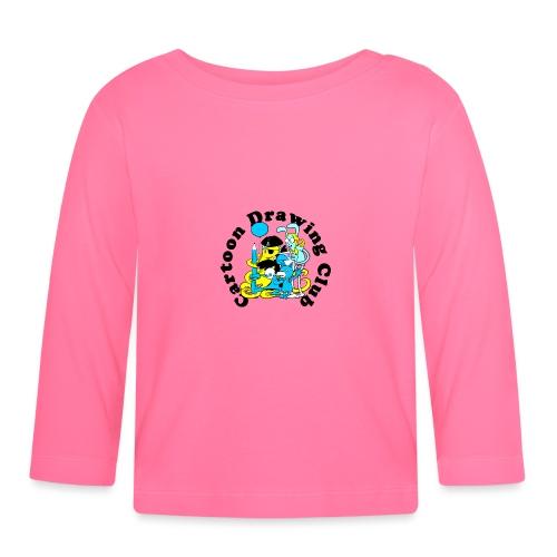 Cartoon Drawing Club - Baby Long Sleeve T-Shirt