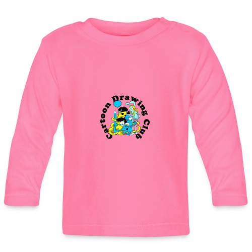 Cartoon Drawing Club - Baby Long Sleeve T-Shirt