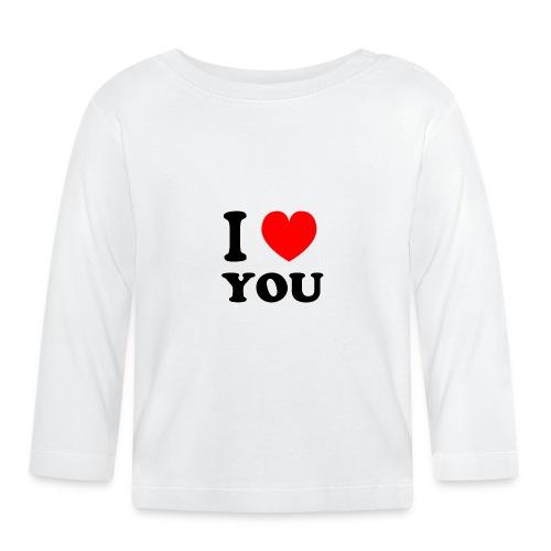 I love shirts en mee - T-shirt