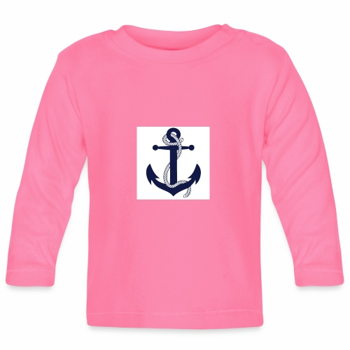 Anchor4 - Baby Long Sleeve T-Shirt