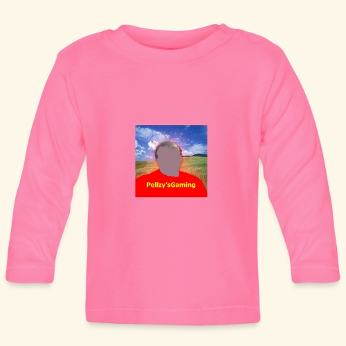 cartoon of myself - Baby Long Sleeve T-Shirt