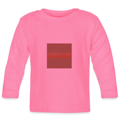 CHANNEL BANNER - Baby Long Sleeve T-Shirt