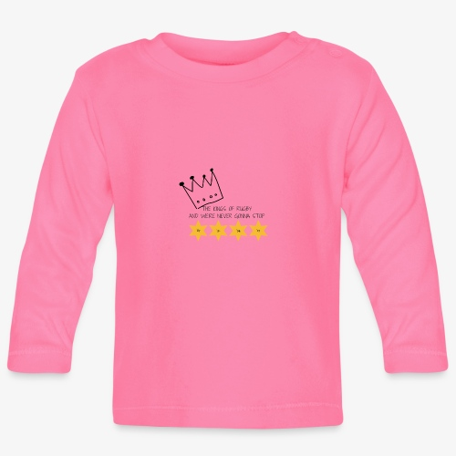 kings of rugby premium - Baby Long Sleeve T-Shirt