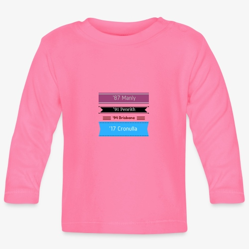 List of WCC Wins - Baby Long Sleeve T-Shirt