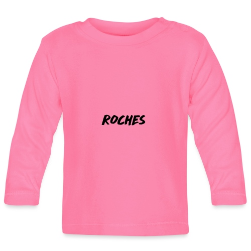 Roches - Baby Long Sleeve T-Shirt