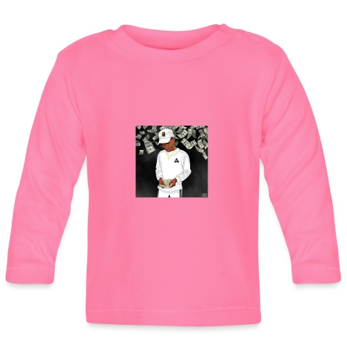 Nigga - Langærmet babyshirt