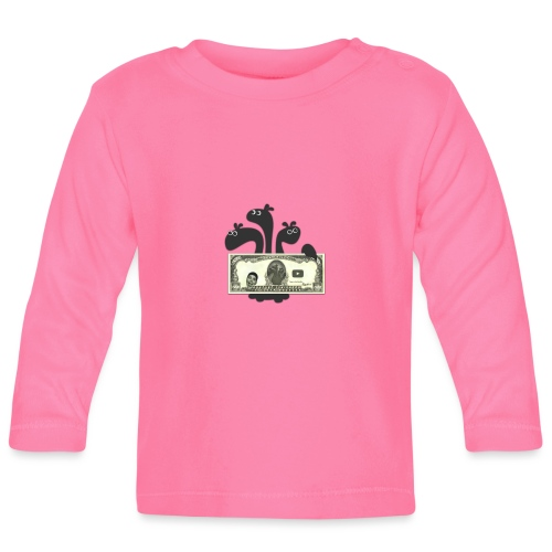 75 TUSEN BRORSAN - Långärmad T-shirt baby