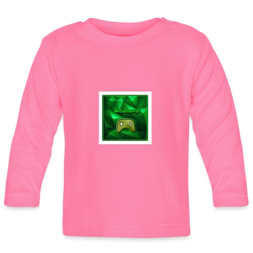 Mrgames455 - Baby Long Sleeve T-Shirt