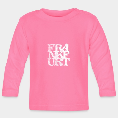 Frankfurt T-Shirt - Baby Langarmshirt