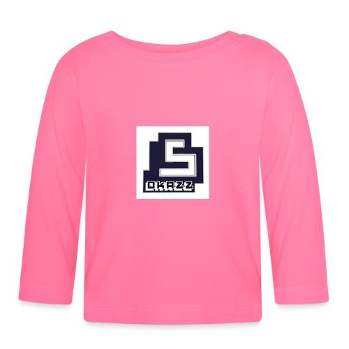 SOKAZZ LOGO - Langarmet baby-T-skjorte