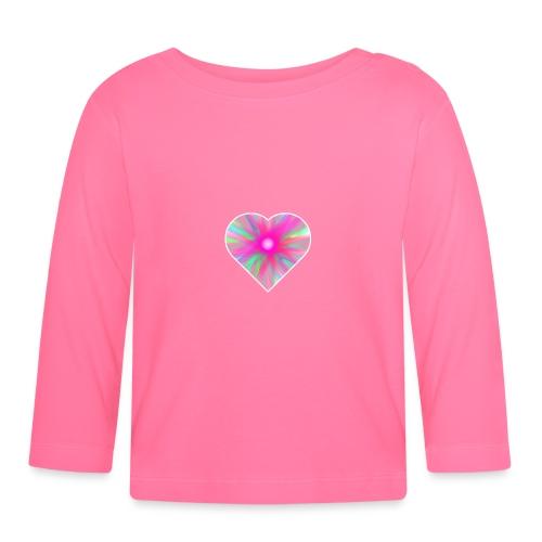 heart light - Baby Long Sleeve T-Shirt