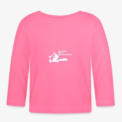 g on wheelchair - Baby Long Sleeve T-Shirt