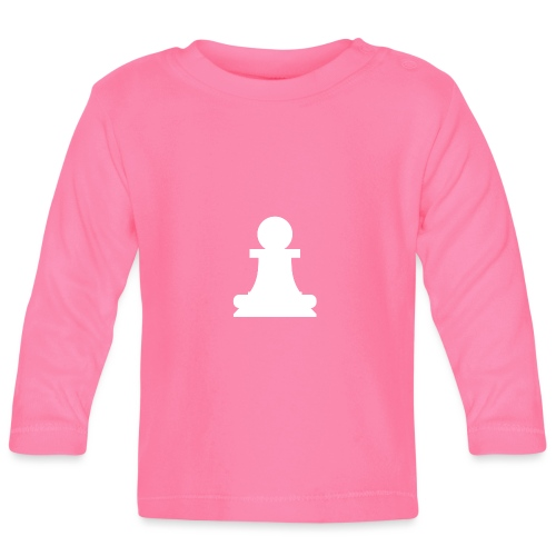 The white pawn - Baby Long Sleeve T-Shirt
