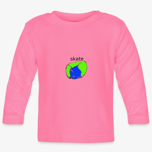 aiga cashier - Langærmet babyshirt