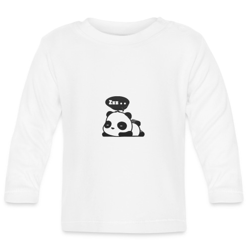 shinypandas - Baby Long Sleeve T-Shirt