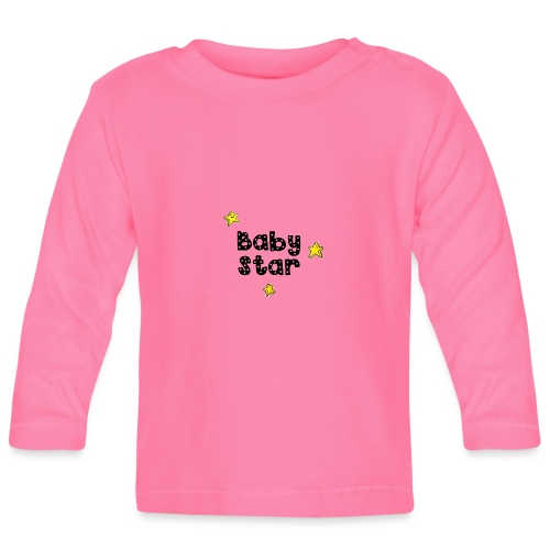 magicstars clip - Baby Long Sleeve T-Shirt
