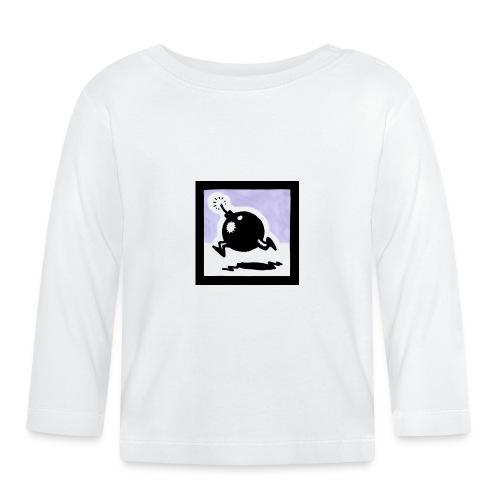 bomba - Maglietta a manica lunga per bambini
