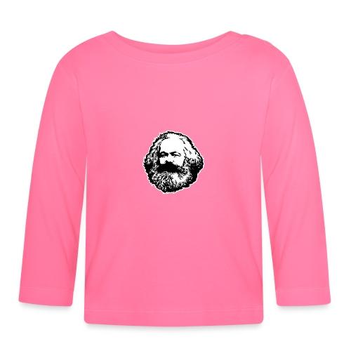 Karl Marx - Maglietta a manica lunga per bambini