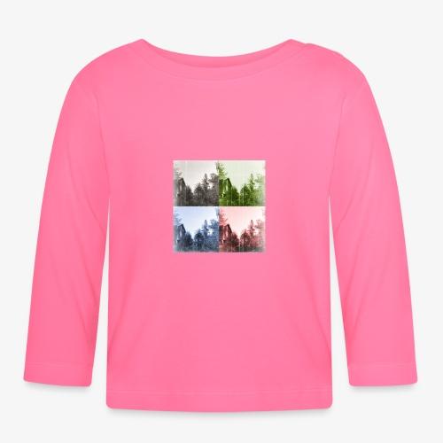 Torppa - Vauvan pitkähihainen paita