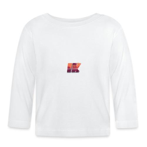Ishaan Kulkarni Logo (1) - Baby Long Sleeve T-Shirt