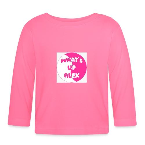 45F8EAAD 36CB 40CD 91B7 2698E1179F96 - Baby Long Sleeve T-Shirt