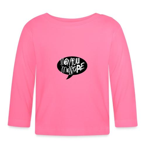 La bulle MENFOUMENTAPE by Alice Kara - T-shirt manches longues Bébé