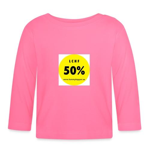 knapp 50 3 - Långärmad T-shirt baby