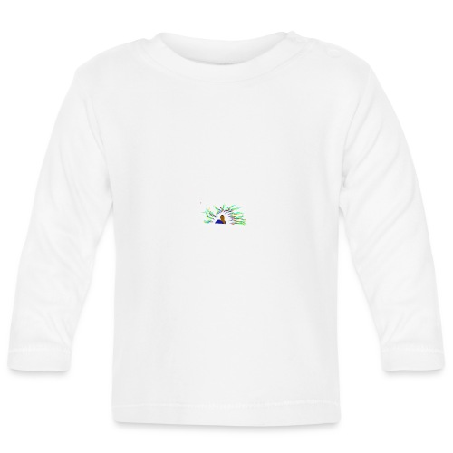 Project Drawing 1 197875703 - Baby Long Sleeve T-Shirt