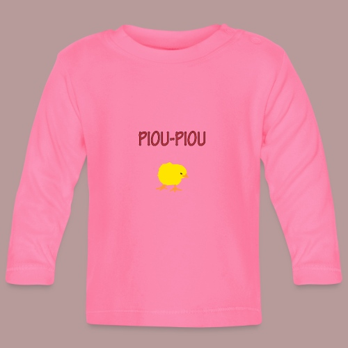 Pioupiou - T-shirt manches longues Bébé