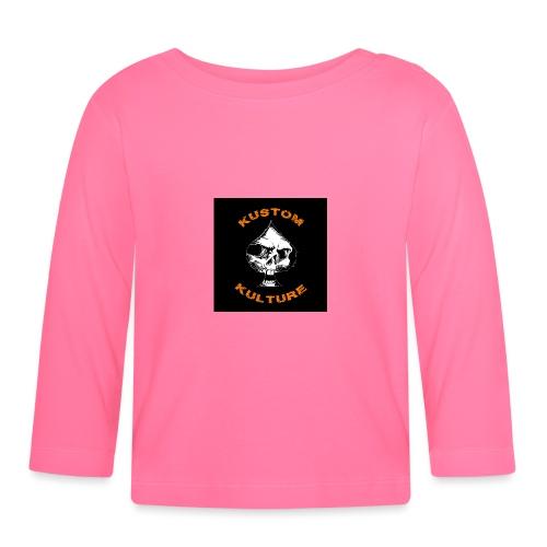 Ace - T-shirt manches longues Bébé